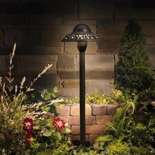 Pierced Domed Path Light
