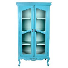 Cabriole Legs Display Cabinet