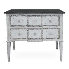 French Chambers 2 Drawer Chest