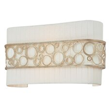 Aqua Pocket 2 Light Wall Sconce