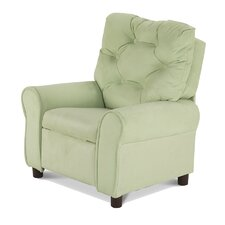 Kid's Recliner in Lime