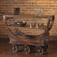 Mill Bar Serving Cart