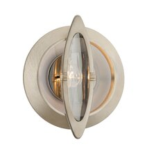 Sublime 1 Light Wall Sconce