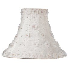 "10.25"" Silk Bell Wall Sconce Shade"