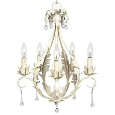 Caesar 5 Light Chandelier