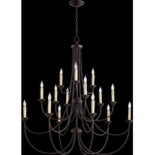 Brooks 15 Light Candle Chandelier