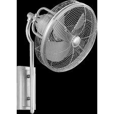 """Veranda 18"""" Oscillating Wall Fan"""