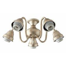 5 Light CFL Light Kit