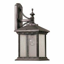 Huxley 1 Light Wall Lantern