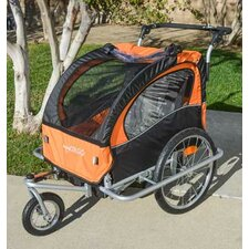Jogger and Bike Trailer