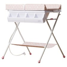 Bathinette Foldable Bathtub and Changer Combo