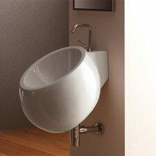 Planet Wall Mounted Bathroom Sink