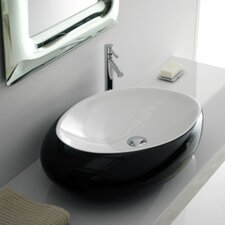 Moai Vessel Bathroom Sink