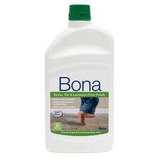 Stone, Tile and Laminate Floor Polish - 32 oz