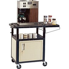 Cabinet Coffee Cart