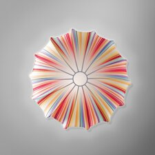 Muse 1 Light Multicolor Ceiling Light (E26 Fluorescent)