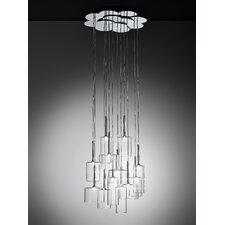 Spillray 12 Light Chandelier