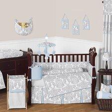 Avery 9 Piece Crib Bedding Set