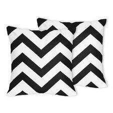 Chevron Throw Pillow (Set of 2)