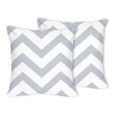 Chevron Throw Pillow (Set of 2)