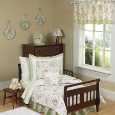 "Riley""s Roses Toddler Bedding Collection"