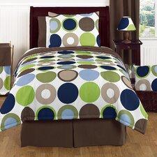 Designer Dot 5 Piece Toddler Bedding Set