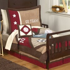 All Star Sports 5 Piece Toddler Bedding Set