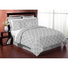 Trellis 3 Piece Comforter Set