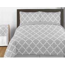 Trellis 4 Piece Comforter Set