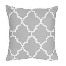 Trellis Microfiber Throw Pillow (Set of 2)