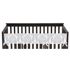 Avery Long Crib Rail Guard Cover
