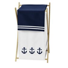 Anchors Away Laundry Hamper
