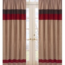 All Star Sports Curtain Panels (Set of 2)