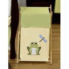 Leap Frog Laundry Hamper