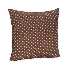 Toile Cotton Throw Pillow