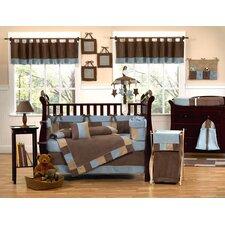 Soho 9 Piece Crib Bedding Set