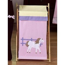 Pony Laundry Hamper
