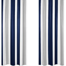 Stripe Curtain Panels (Set of 2)