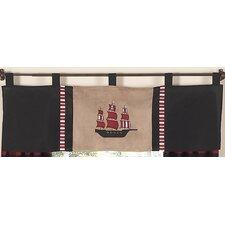"Pirate Treasure Cove 54"" Curtain Valance"