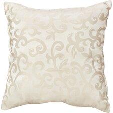 Victoria Jacquard Throw Pillow