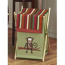 Monkey Laundry Hamper
