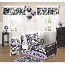 Zebra Toddler Bedding Collection
