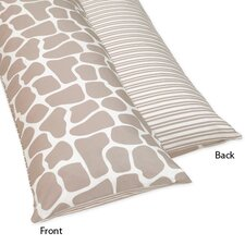 Giraffe Body Pillowcase