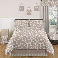 Giraffe Bedding Comforter Set
