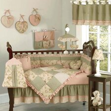 Annabel 9 Piece Crib Bedding Set