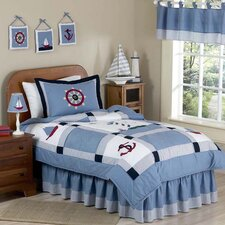 Come Sail Away Kid Bedding Collection