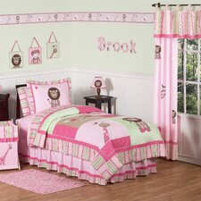 Jungle Friends Kid Bedding Collection