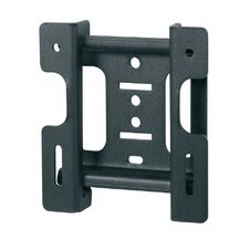 "Fixed Wall Mount for 12"" - 25"" Flat Panel Screens"