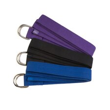 D-Ring Yoga Strap (Set of 3)