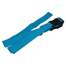 Deluxe Yoga Mat Harness Sling in Blue